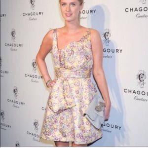 Zac Posen for Target brocade dress